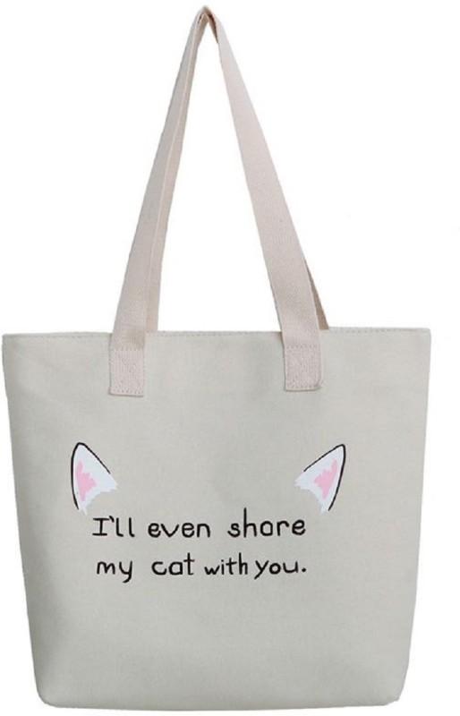 Mei&Ge White Sling Bag