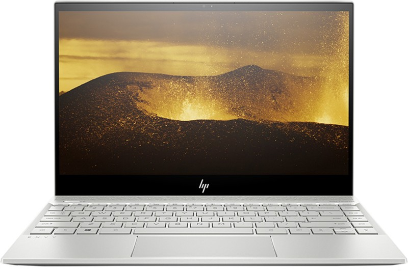 HP Envy 13 Core i7 8th Gen - (8 GB/256 GB SSD/Windows 10 Home) 13-ah0044tu Thin and Light Laptop(13.3 inch, Natural Silver, 1.21 kg)