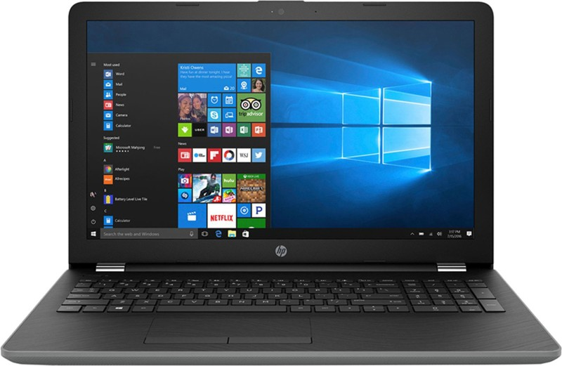 HP 15 APU Dual Core A9 - (4 GB/1 TB HDD/Windows 10 Home) 15-bw519AU Laptop(15.6 inch, Smoke Grey, 2.2 kg)