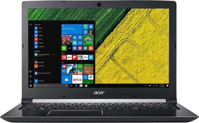 Acer Aspire 5 Core i5 7th Gen - (8 GB/1 TB HDD/Windows 10 Home/2 GB Graphics) A515-51G Laptop(15.6 inch, Steel Grey, 2 kg)
