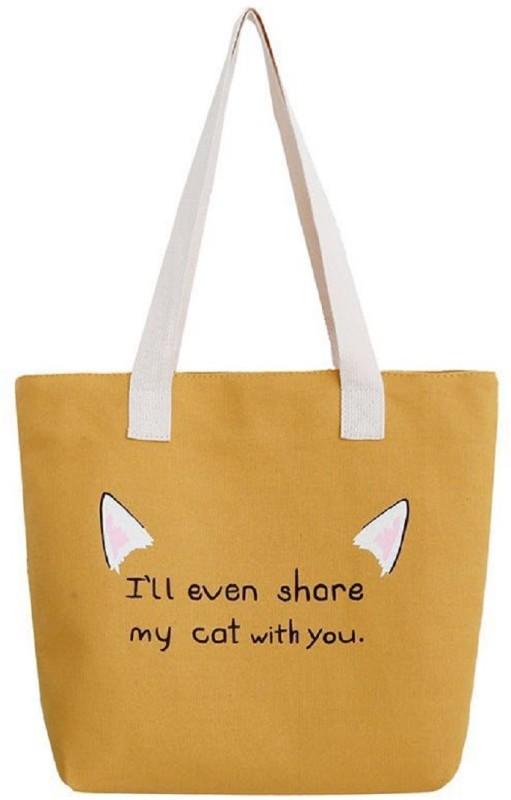 Mei&Ge Yellow Sling Bag