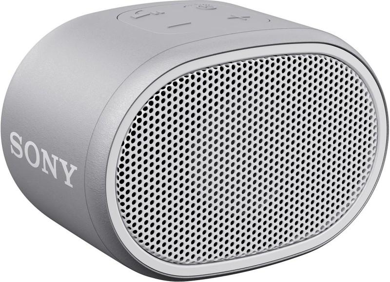 Sony XB01 Portable Bluetooth Speaker(White, Mono Channel)