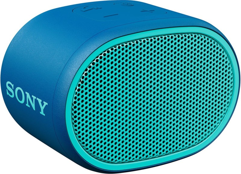 Sony XB01 Portable Bluetooth Speaker(Blue, Mono Channel)