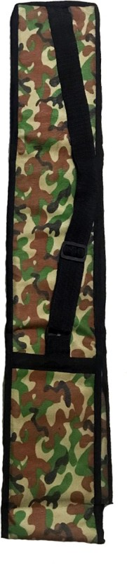 BUY INDIAN MADE CLASSIC MILITARY style padded Bat Cover Free Size(Multicolor)
