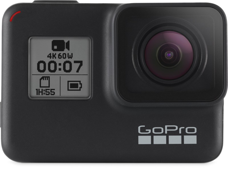 GoPro Hero7 Sports and Action Camera(Black 12 MP)