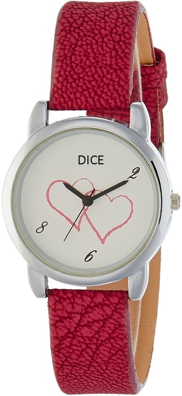 Dice Grace 8884 Fashionable, Elegant, Contemporary, Tasteful and Attractive Analog Watch  - For Women