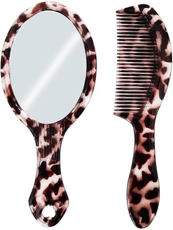 Bueno Hand mirror & comb combo(Set of 2)