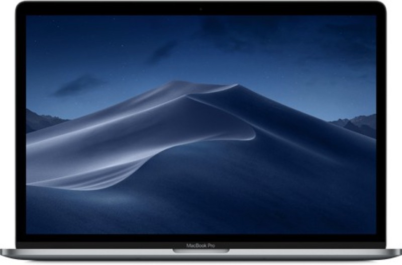 Apple Macbook Pro Core i7 8th Gen - (16 GB/256 GB SSD/Mac OS Mojave/4 GB Graphics) MR932HN/A(15.4 inch, Space Grey, 1.83 kg)
