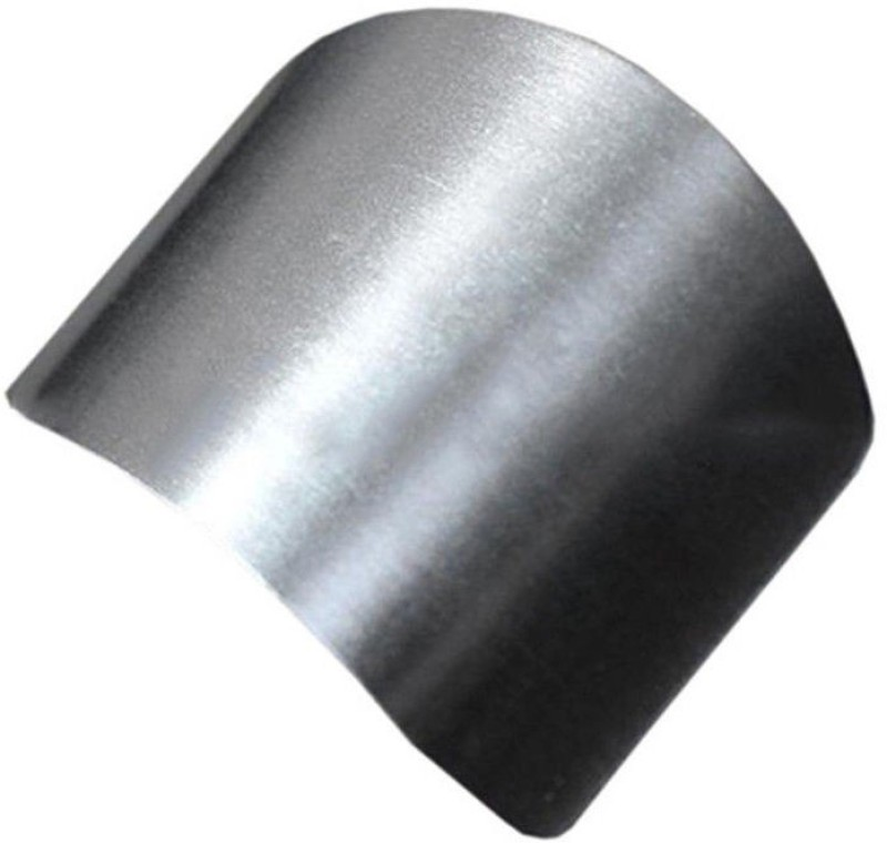 VP STORES Stainless Steel Finger Guard(6.3 cm Pack of 1)