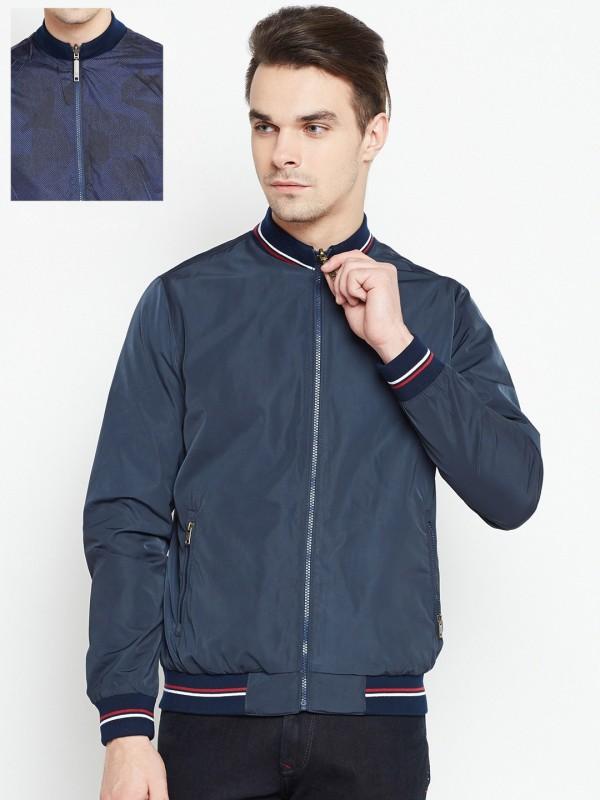 Allen Solly Full Sleeve Solid Men's Jacket