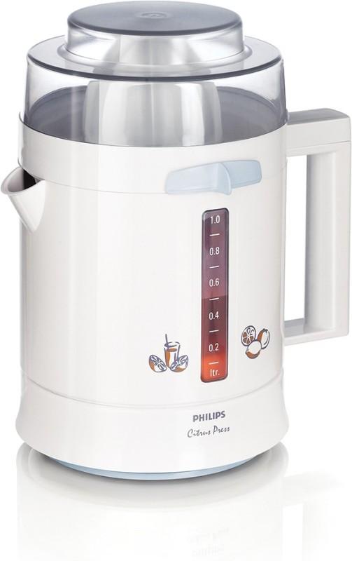 Philips Citrus Press HR2775 25 W Juicer(White, 1 Jar)
