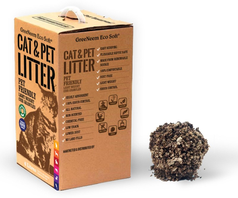 ECOSOFT 007 Pet Litter Tray Refill