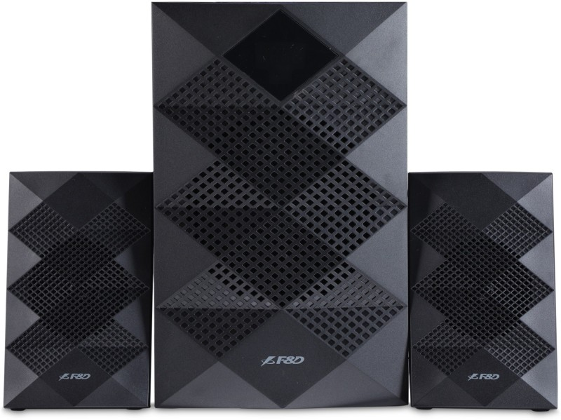 F&D A180X 42 W Portable Bluetooth Home Audio Speaker(Black, 2.1 Channel)