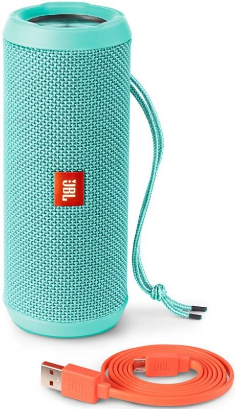 JBL FLIP 3 16 W Portable Bluetooth Speaker(Teal, Stereo Channel)