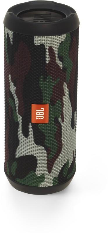 JBL Flip 3 Splash Proof 16 W Portable Bluetooth Speaker(SQUAD, Stereo Channel)