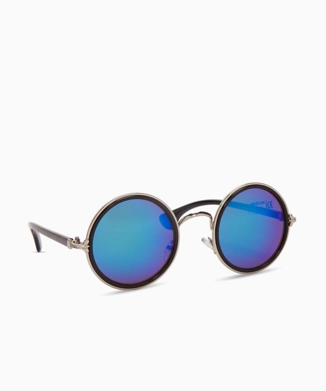 fe00a8351a latest price Provogue Round Sunglasses Green