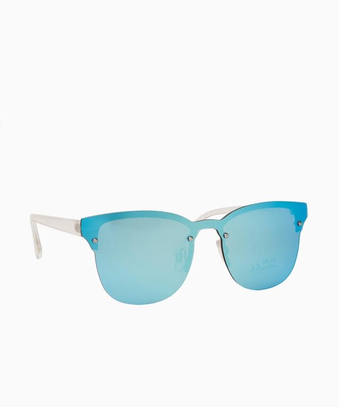 4f4e356a6c latest price Provogue Clubmaster Sunglasses Multicolor