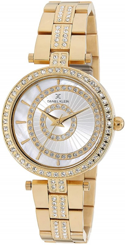 Daniel Klein DK10834-1 Analog Watch - For Women