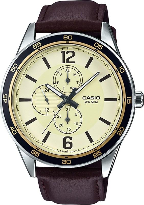 Casio A1533 Enticer Men's Analog Watch - For Men