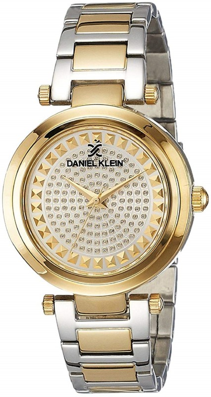 Daniel Klein DK10959-4 Analog Watch - For Women
