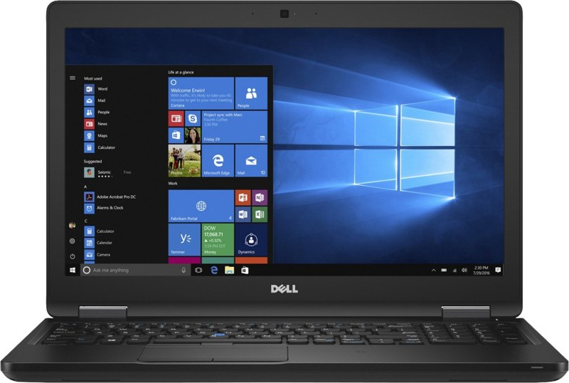 Dell Vostro 15 3000 Core i5 8th Gen - (8 GB/1 TB HDD/Windows 10 Home/2 GB Graphics) 3578 Laptop(15.6 inch, Black, 2.18 kg, With MS Office)