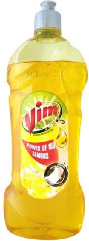 VIM DISH WASHING LIQUID -750 ML Dish Cleaning Gel(LEMON, 750 ml)