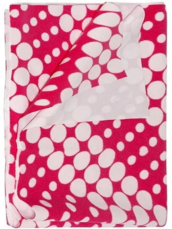Guru Kripa Baby Products Microfiber Diaper Changing Mat(Pink, Large)