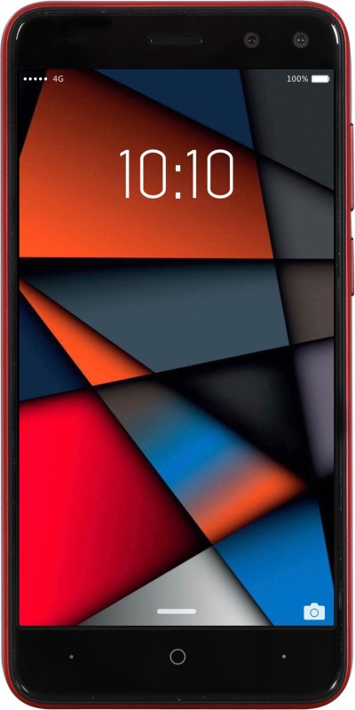 VOTO V3 (Red, 16 GB)(2 GB RAM)