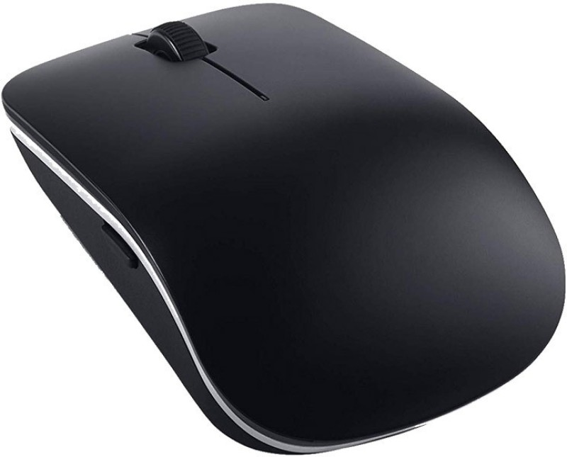 Dell Wireless Optical Mouse WM324 Wireless Optical Mouse(2.4GHz Wireless, Black)