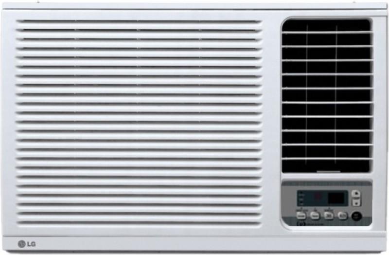 LG 1.0 Ton 3 Star Window AC - White(LWA12GWXA, Copper Condenser)