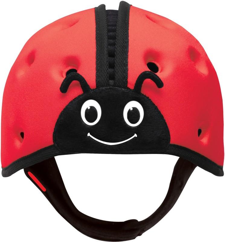Safehead Safety Baby Helmet(Red)