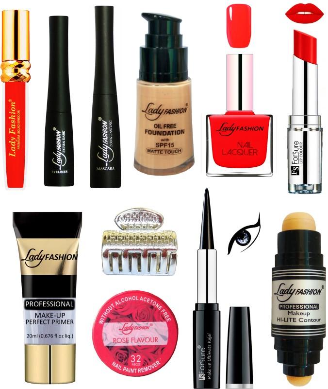 Lady Fashion Bridal Makeup Kit