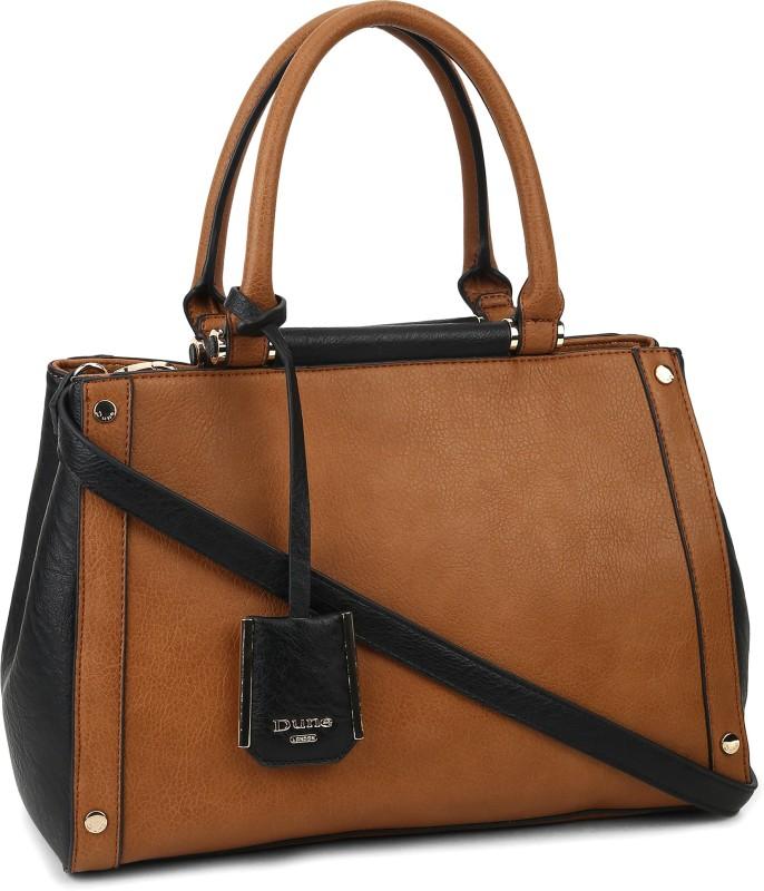 Dune London Women Brown Hand-held Bag