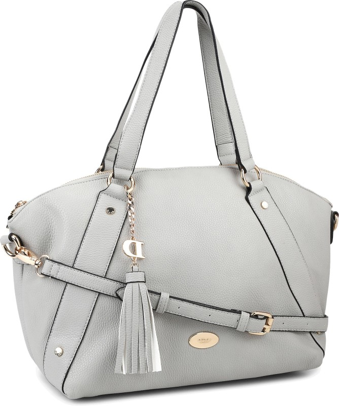 Dune London Women Grey Hand-held Bag
