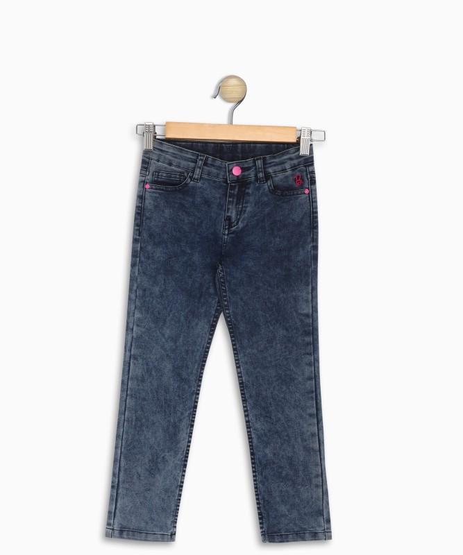 Barbie Regular Girls Blue Jeans