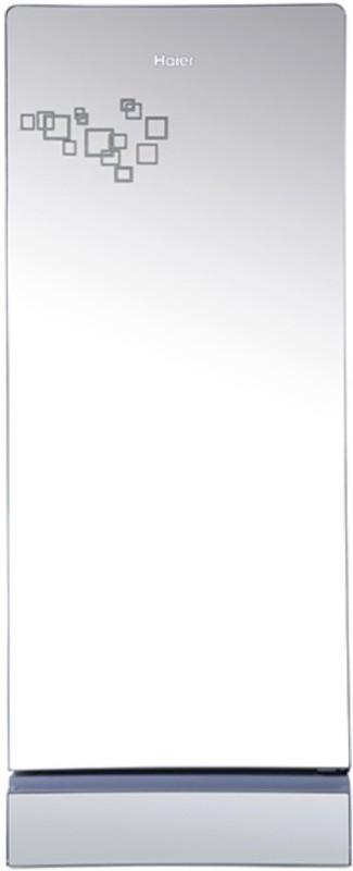Haier 195 L Direct Cool Single Door 5 Star Refrigerator(Mirror Glass, HRD-1955PMG-E)