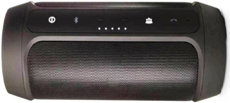 Like Star CHARGE-2 PLUS 3D STEREO SOUND Bluetooth Mobile/Tablet Speaker Mod(Compatible only with  Mobile, Tablet)
