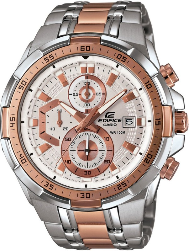 Casio EX222 Edifice Analog Watch - For Men