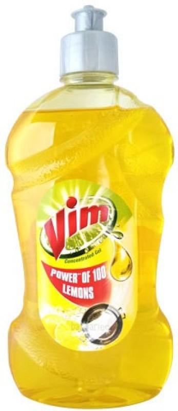 VIM DISH WASHING GEL -500ML Dish Cleaning Gel(LEMON, 500 ml)