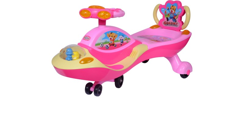 Ehomekart Galaxy Magic Car(Pink)