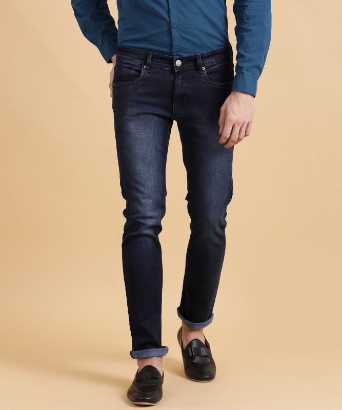 Numero Uno Slim Men's Blue Jeans