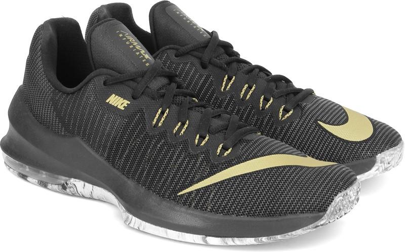 Nike NIKE AIR MAX INFURIATE 2 LOW Basketball Shoes For Men(Black)