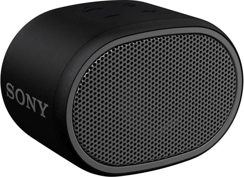 Sony XB01 Portable Bluetooth Speaker(Black, Mono Channel)