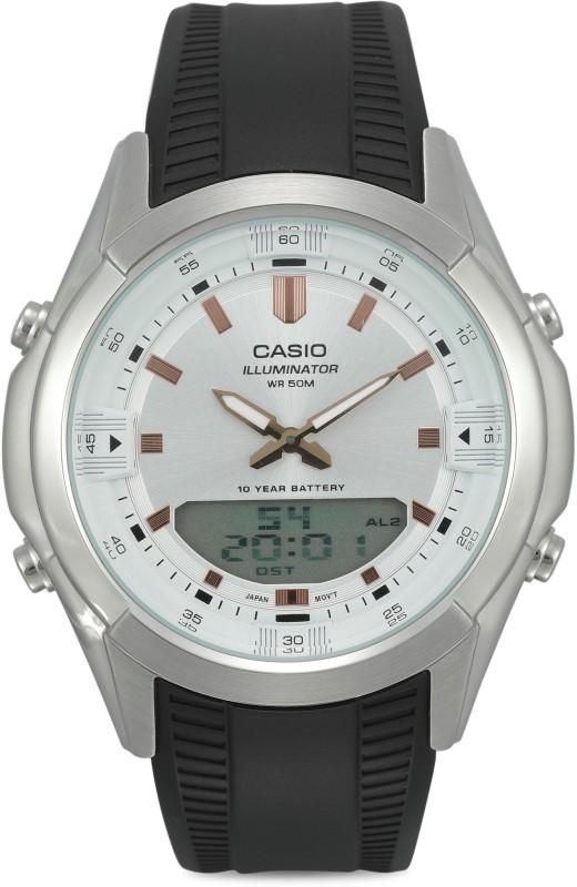 Casio AD238 Enticer Men's Analog-Digital Watch - For Men