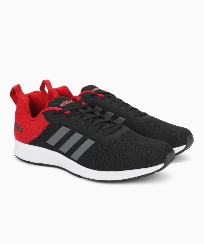 ADIDAS ADISPREE 3 M Running Shoes For Men(Red, Black)