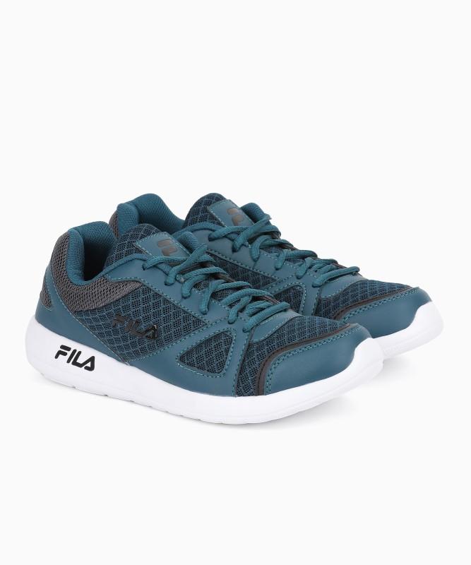 Fila DARIUS Running Shoes For Men(Green)