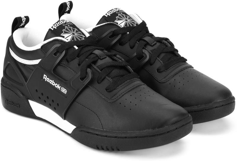 REEBOK CLASSICS WORKOUT ADVANCE L Training & Gym Shoe For Men(Black)