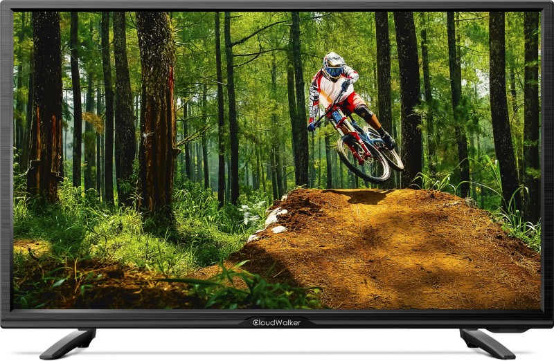 CloudWalker Spectra 80cm (32 inch) HD Ready LED TV(32AH22T)