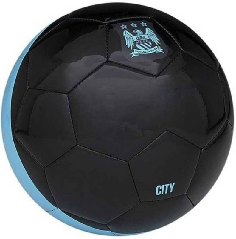 Millets CITY BLUE FOOTBALL SIZE-5 Football - Size: 5(Pack of 1, Black)