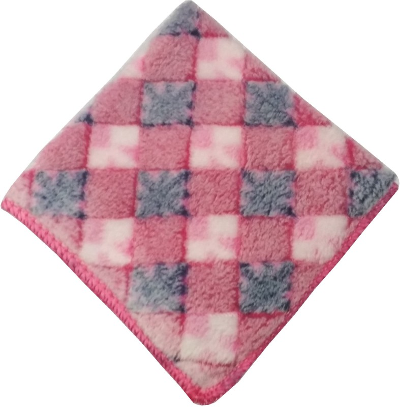 Stylewell Premium Quality Pure Extra Soft (Size:25x25 cm) Multi Purpose Towel Wet & Dry Multi Color/ Pattern Cloth Hankies/ Hanky/ Handkerchief